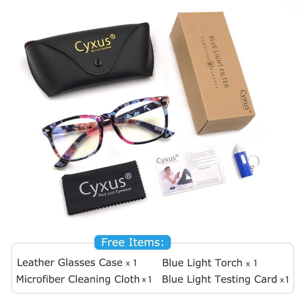 cyxus occhiale monitor 5
